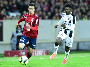 Ousamane Dembélé transformó un penal para lograr el empate. (Foto: Imago)