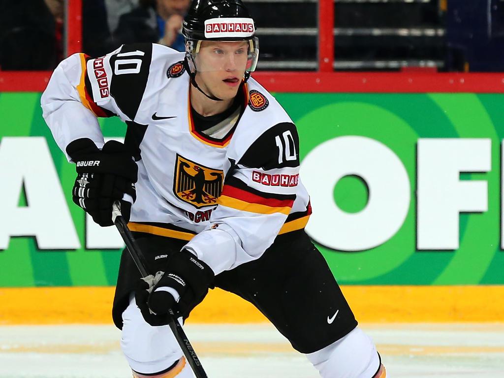 Christian Ehrhoff ist einer von vier NHL-Profis im WM-Kader