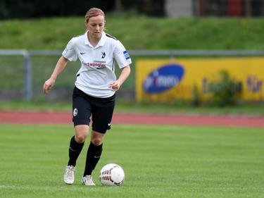 Der SC Freiburg kann weiterhin mit Juliane Maier planen