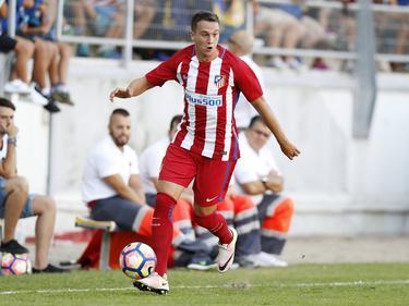 Javier Manquillo sale hacia la Premier por falta de minutos en su equipo. (Foto: Imago)