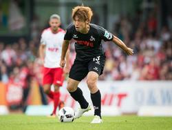 Der Kölner Yuya Osako könnte in dieser Saison auf sich aufmerksam machen