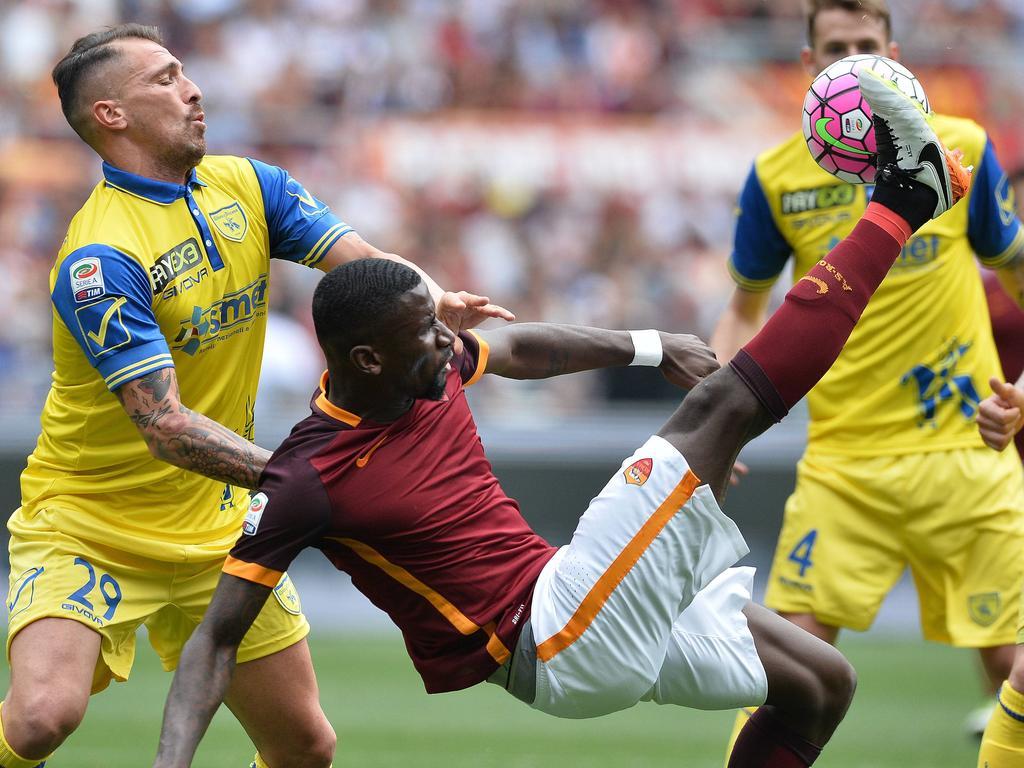 Antonio Rüdiger feierte sein Comeback für die Roma