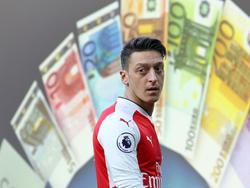 Mesut Özil ist wohl auch in den Steuer-Skandal verwickelt