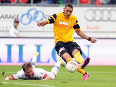 """Guillaume Hoarau ist der """"Spieler des Jahres"""" in der Schweiz"""
