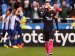Lionel Messi wehrt sich gegen seine FIFA-Sperre