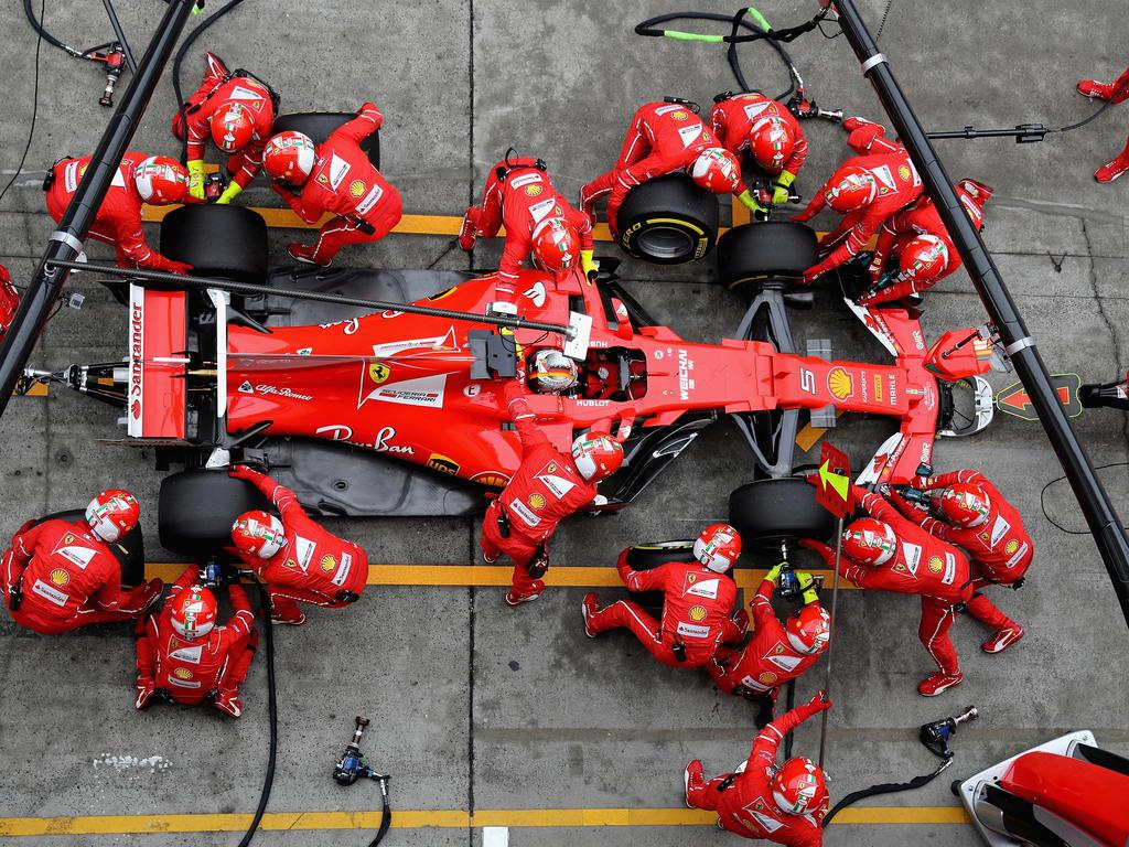 Ferrari hofft, das Momentum weiterhin für sich zu haben