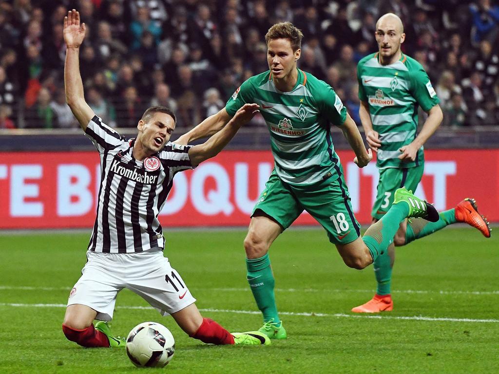 Platz 10: Mijat Gaćinović (Eintracht Frankfurt)