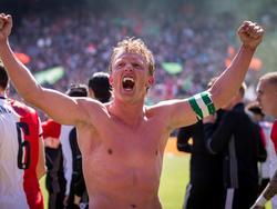 Dirk Kuyt beendet seine Profi-Karriere