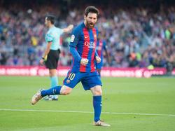 Messi seguirá muchos años más como azulgrana. (Foto: Getty)