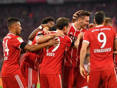 Die Neuzugänge Niklas Süle und Corentin Tolisso bringen den FC Bayern auf die Siegerstraße