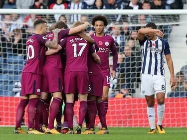 El City sigue impecable en este inicio con 9 victorias y un empate. (Foto: Getty)