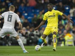 Eric Bailly spielte eine bockstarke Saison für den FC Villarreal