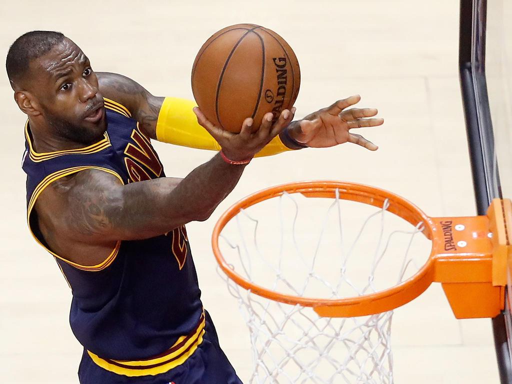 LeBron James führt die Cavs ins NBA-Finale