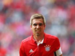 Philipp Lahm könnte auch nach dem Karriereende dem FCB treu bleiben