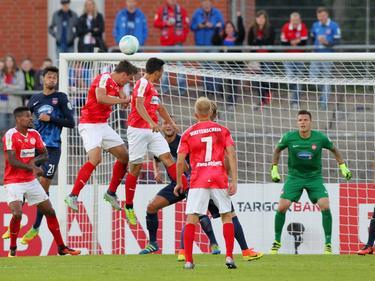 Heidenheim gewann knapp gegen Wattenscheid