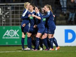 Turbine Potsdam sicherte sich die Herbstmeisterschaft