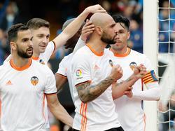 Zaza seguirá vistiendo la camiseta del Valencia CF. (Foto: Imago)