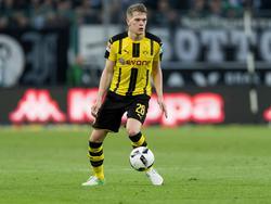 Matthias Ginter hat in dieser Saison bereits 36 Pflichtspieleinsätze für Dortmund absolviert