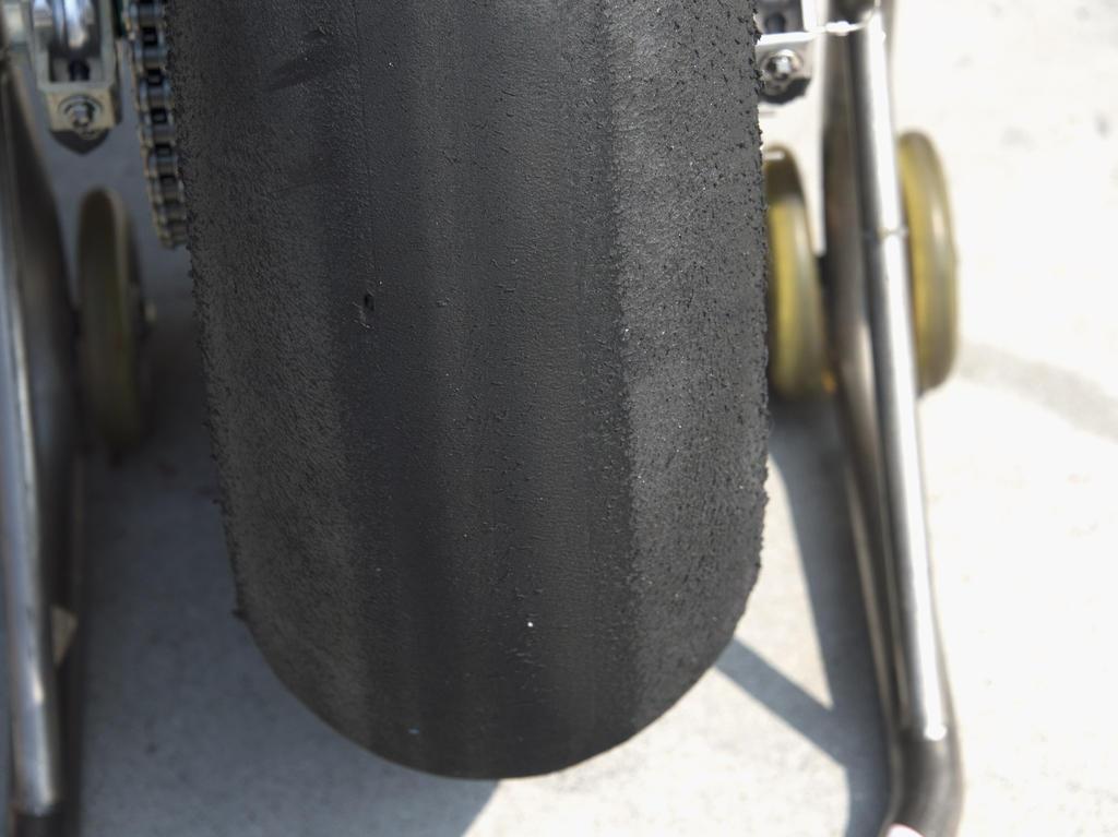 Die Reifen sind ein ständiges Thema in der MotoGP