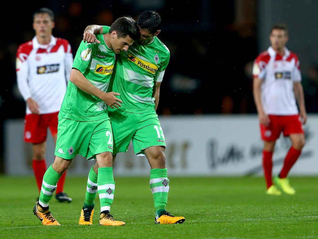 Borussia Mönchengladbach wendet die Pokalblamage in Essen gerade so ab