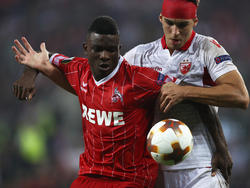 Jhon Córdoba wird dem 1. FC Köln lange fehlen