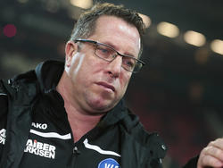Markus Kauczinski verlässt den KSC zum Saisonende