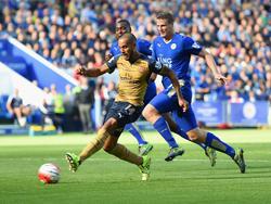 Arsenal und Leicester City bestreiten das Spitzenspiel in England