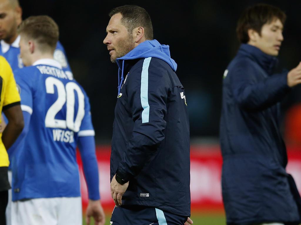 Herthas Coach Pál Dárdai erkannte Dortmunds Überlegenheit an