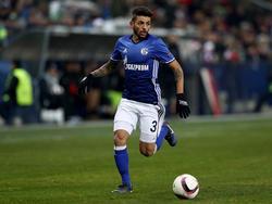 Junior Caiçara soll seinen Abschied vom FC Schalke verkündet haben