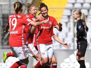 Die FCB-Frauen reisen mit einem 1:0 im Rücken nach Paris
