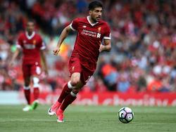 Emre Can kickt seit 2014 für den FC Liverpool