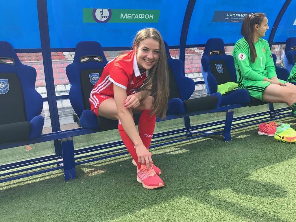 Margarita Chernomyrdina - Russland