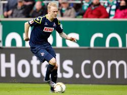 Kevin Vogt wird gegen den HSV aller Voraussicht nach für den gesperrten Matthias Lehmann auflaufen