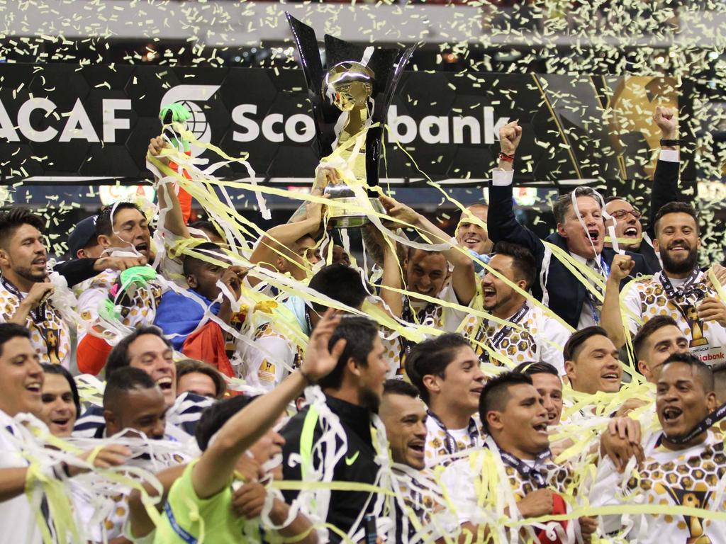 Club América ist erneut CONCACAF Champions-League-Sieger