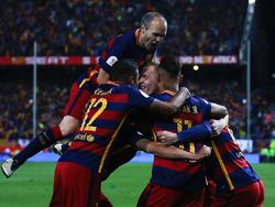 Nach der Meisterschaft sichert sich der FC Barcelona auch den Pokal