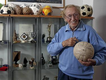 Weltenbummler Rudi Gutendorf wird 90