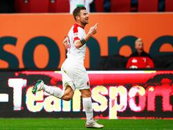 Daniel Baier ist mittlerweile ein Urgestein beim FC Augsburg