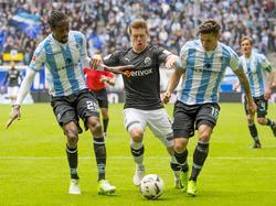 1860 München spielt nur Remis gegen den SV Sandhausen