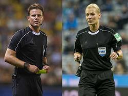 Bibiana Steinhaus und Felix Brych leiten die Champions-League-Finals