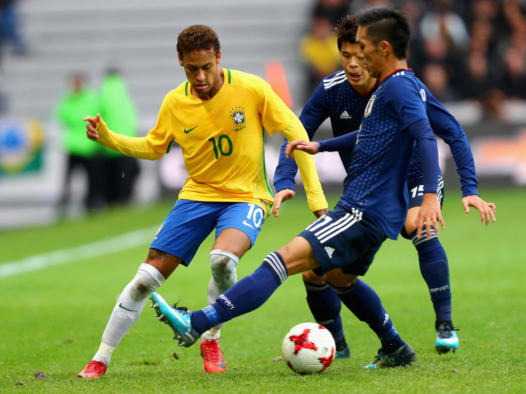 Die Wahrheit hinter den Tränen von Neymar