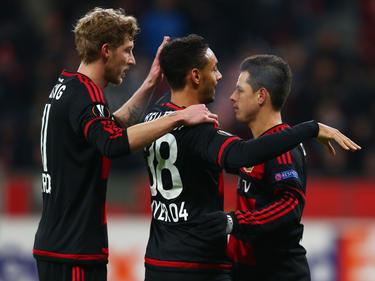 Leverkusen wird in Europa weiter mitmischen