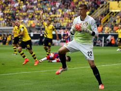 Borussia Dortmunds Keeper Mitch Langerak steht in Australiens Aufgebot