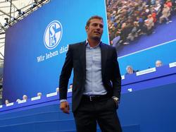 Markus Weinzierl legt auf Schalke los