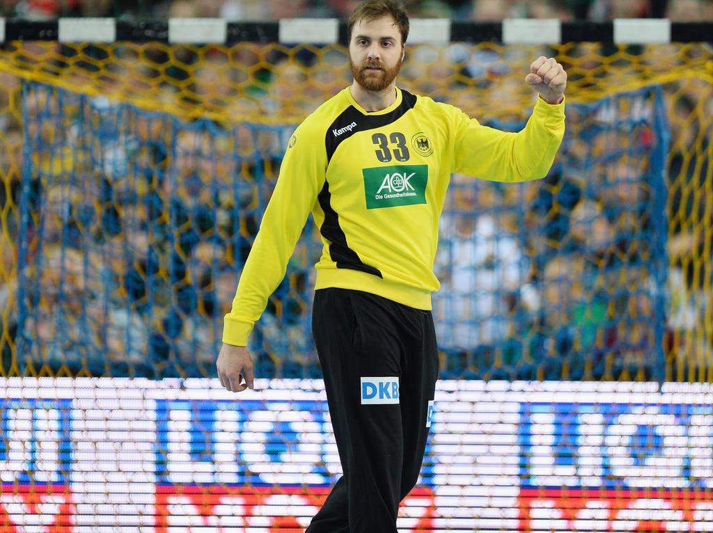 Andreas Wolff geht zuversichtlich ins Olympia-Turnier