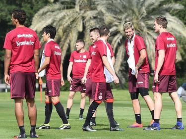 Starker Eintracht-Auftritt in Abu Dhabi