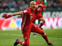 Bayern Münchens Arjen Robben schlägt Alarm