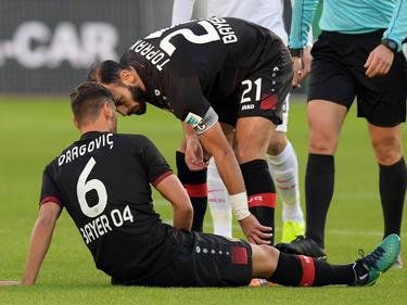 Aleksandar Dragović muss wohl vorerst passen
