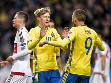 Fors-Berg! Schweden feiert sein Knipser-Duo