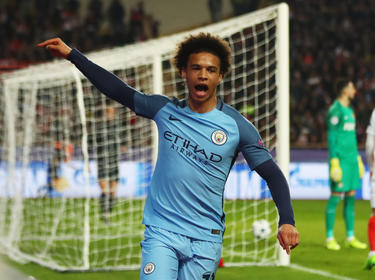 Fühlt sich in Manchester wohl: Leroy Sané