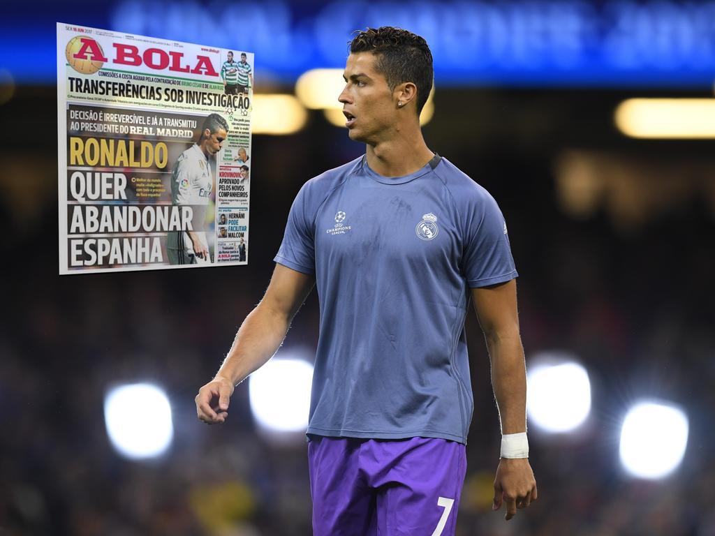 Portugals Trainer: Vertraue Ronaldo